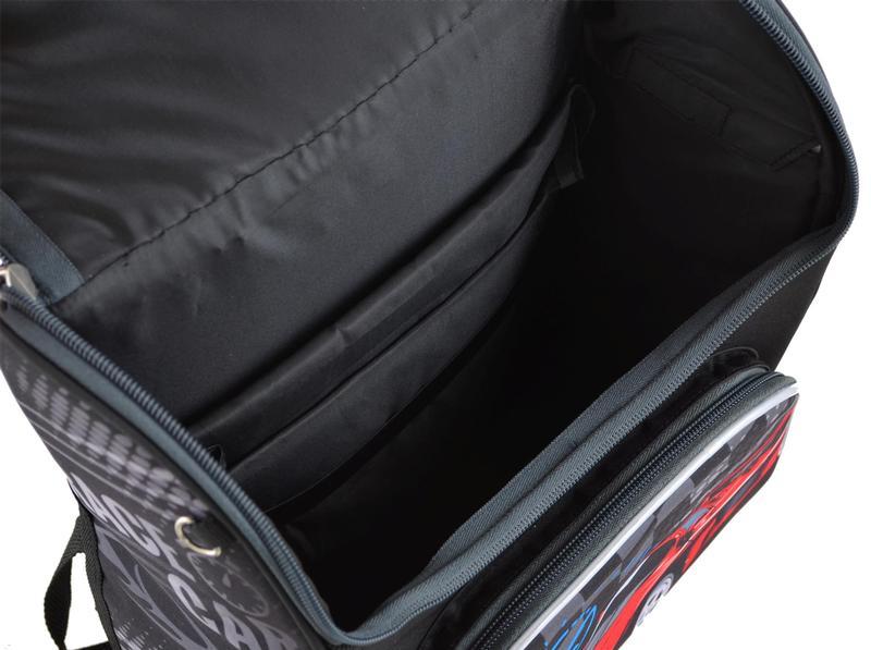 de7539799691 ... Рюкзак каркасный PG-11 Race car 554513 Smart - не большое вместительный  ранец, внутри